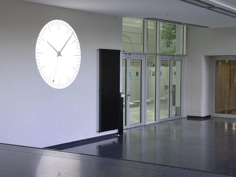 LED Gobo φως προβολή ρολόι με λειτουργία τηλεχειρισμού. Χρήση των 5W υψηλής  φωτεινότητας LED CREE 2a27da1a84b