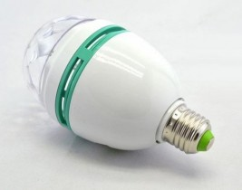 LED DISCO BULB FOR PARTY AND DANCING ATMOSPHERE LY-399 OEM